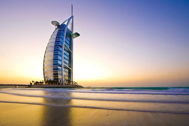 největší hotel v dubaji
