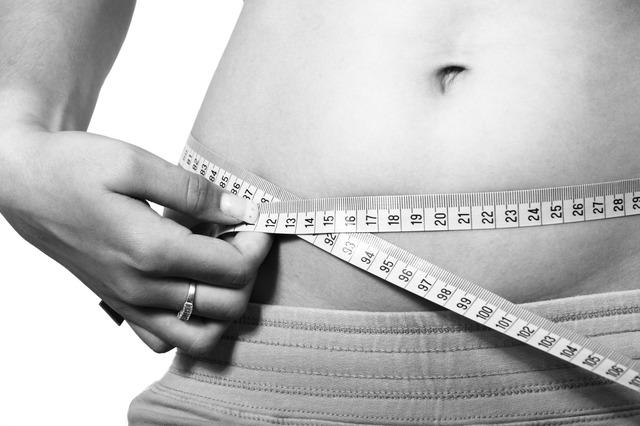 metr kolem břicha