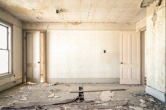 Rozestavěné bydlení