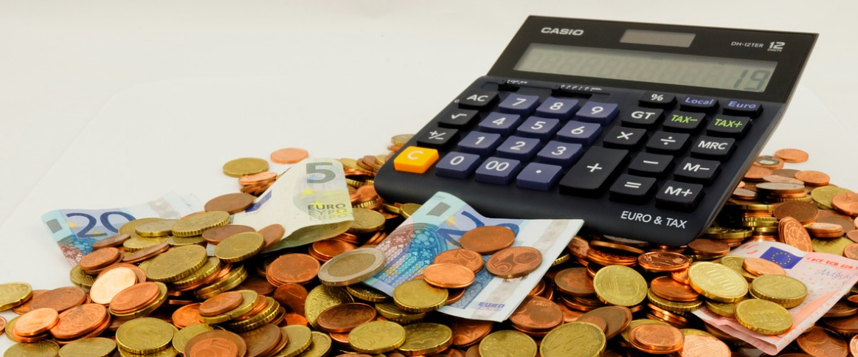 kalkulačka peníze